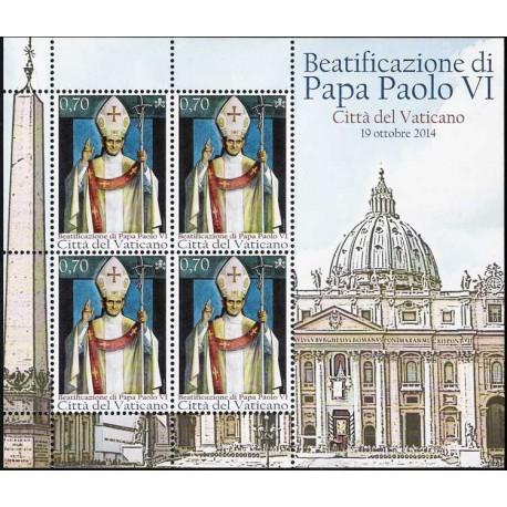 Beatification of Pope Paul VI