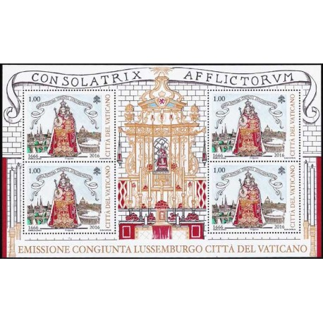 350th Anniversary of the election of the Virgin Mary